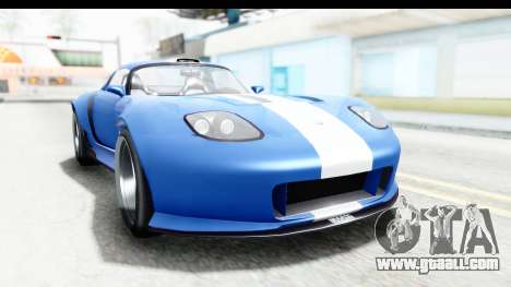 GTA 5 Bravado Banshee 900R Mip Map for GTA San Andreas