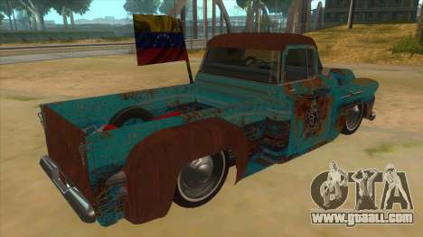 Chevrolet Apache for GTA San Andreas right view