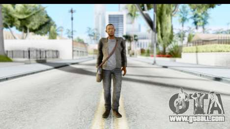 I Am Legend - Will Smith v2 Fixed for GTA San Andreas second screenshot