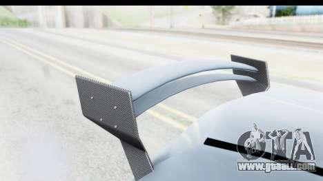 GTA 5 Grotti Brioso RA IVF for GTA San Andreas inner view
