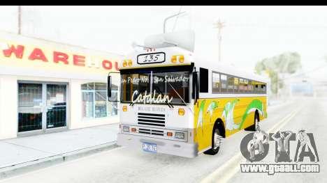 Ruta 135 Blanca for GTA San Andreas