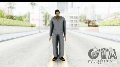 Yakuza 5 Kazuma Kiryu Home for GTA San Andreas second screenshot