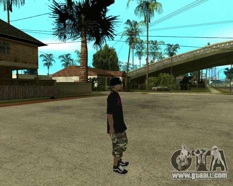 New Armenian Skin for GTA San Andreas eleventh screenshot