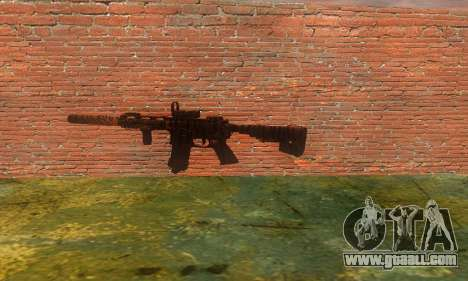 Noveske Diplomat 7.5 for GTA San Andreas forth screenshot