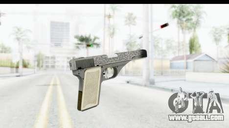 GTA 5 Vintage Pistol for GTA San Andreas second screenshot