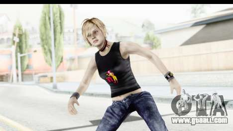 Silent Hill 3 - Heather Sporty Black Pennywise R for GTA San Andreas