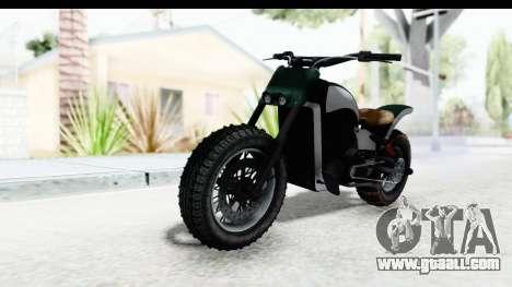 GTA 5 Western Gargoyle Stock IVF for GTA San Andreas