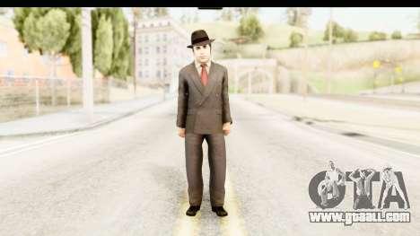 Al Capone for GTA San Andreas second screenshot