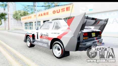 GTA 5 Obey Omnis IVF for GTA San Andreas