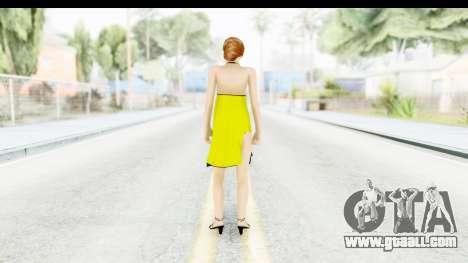 Margot Robbie for GTA San Andreas third screenshot