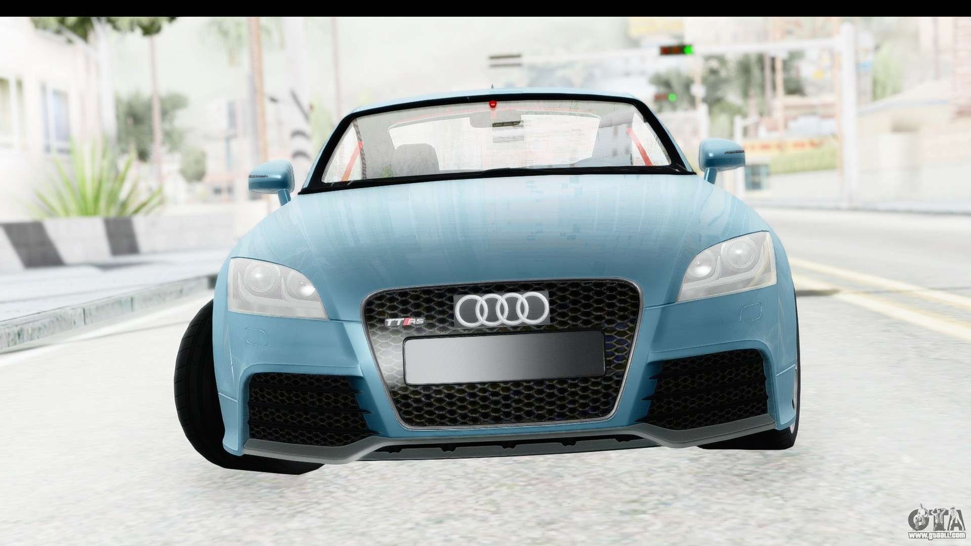 Audi Tt Rs Game: Audi TT RS For GTA San Andreas