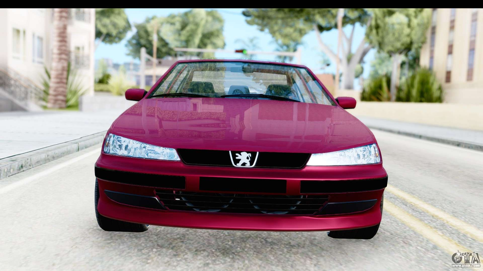 peugeot 406 light tuning for gta san andreas. Black Bedroom Furniture Sets. Home Design Ideas