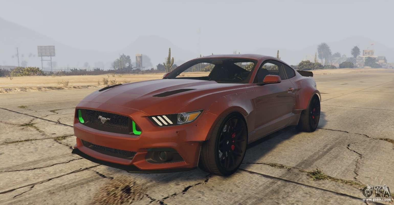 Trophy Truck Gta 5 >> Ford Mustang GT Premium HPE750 Boss for GTA 5