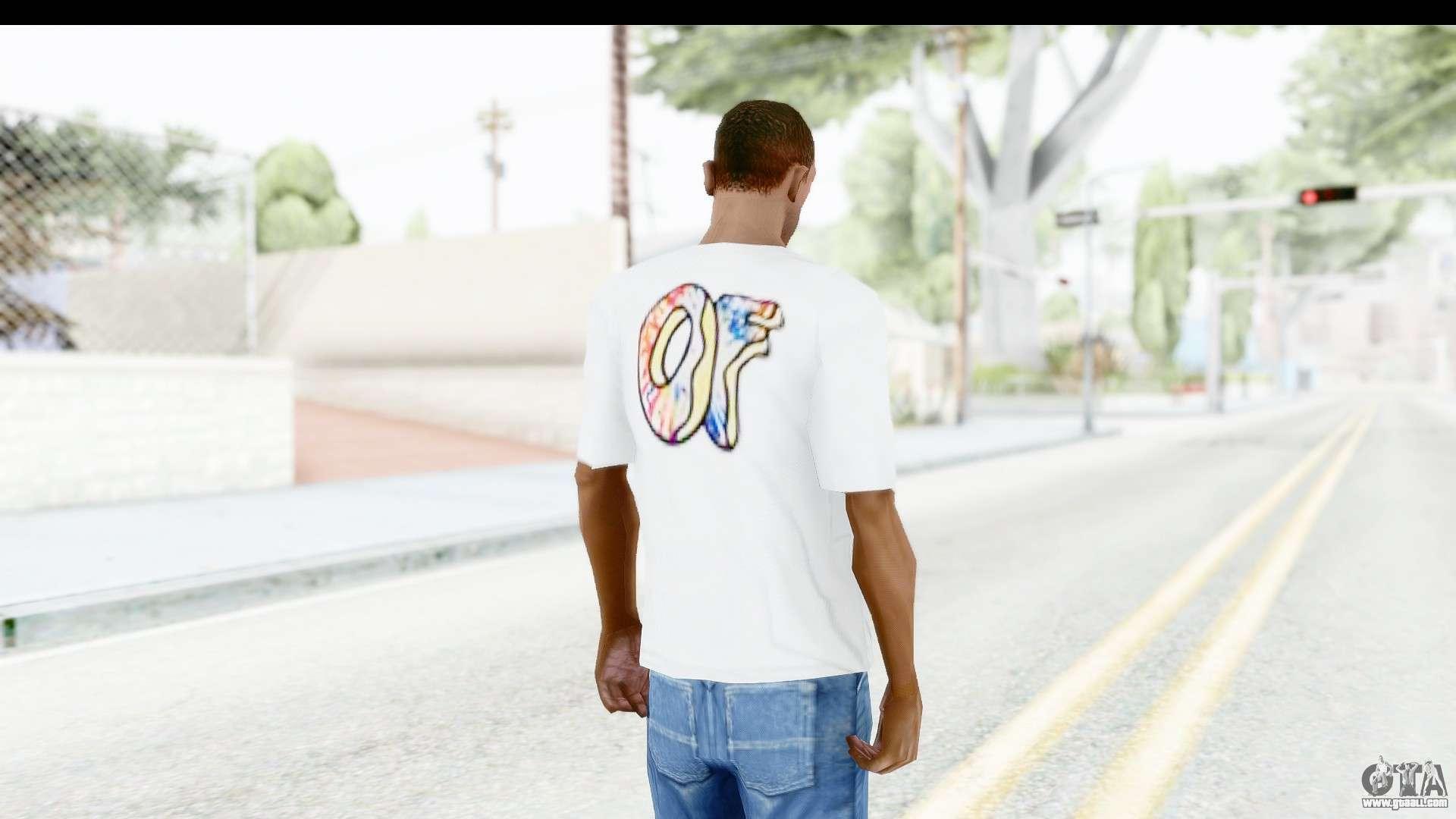 Of T Shirt For Gta San Andreas