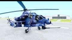 Denel AH-2 Rooivalk Blue