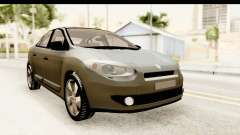 Renault Fluence v2 for GTA San Andreas