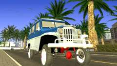Jeep Station Wagon 1959 for GTA San Andreas