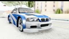 NFS: MW - BMW M3 GTR