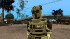 Elite GENSEC PAYDAY 2 SWAT Unit