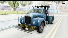 Mack B-61 1953 Towtruck v2 IVF for GTA San Andreas
