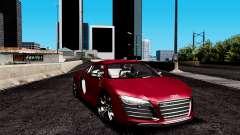 Audi R8 5.2 FSI Quattro 2010