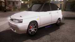 VAZ 2112 GVR quality for GTA San Andreas