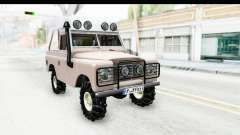 Land Rover Pickup Series3