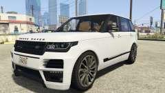 Land Rover Range Rover Startech
