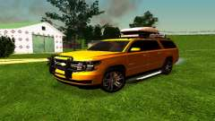 Chevrolet Suburban for GTA San Andreas