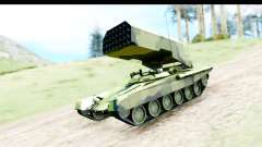 TOS-1A for GTA San Andreas