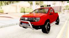 Dacia Duster Pickup for GTA San Andreas