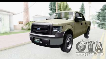 Ford F-150 Stock for GTA San Andreas