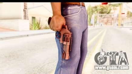R8 Revolver for GTA San Andreas