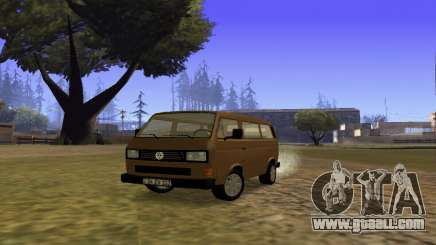Volkswagen Transporter T-3 Armenian for GTA San Andreas
