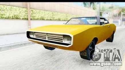 Imponte Dukes 1971 for GTA San Andreas