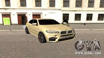 BMW X6M Bulkin for GTA San Andreas