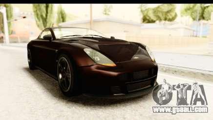 GTA 5 Dewbauchee Rapid GT SA Style for GTA San Andreas