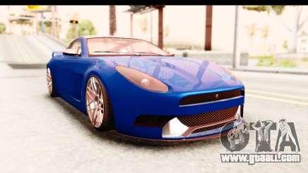 GTA 5 Ocelot Lynx for GTA San Andreas