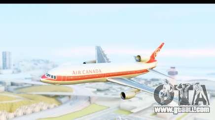 Lockheed L-1011-100 TriStar Air Canada for GTA San Andreas