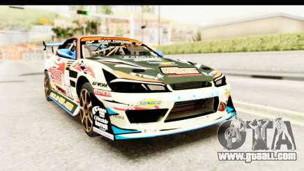 D1GP Nissan Silvia RC926 Toyo Tires for GTA San Andreas