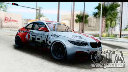 BMW M235i HGK for GTA San Andreas