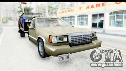 Limousine Auto Transporter for GTA San Andreas