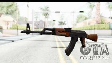 AKM 7.62 for GTA San Andreas