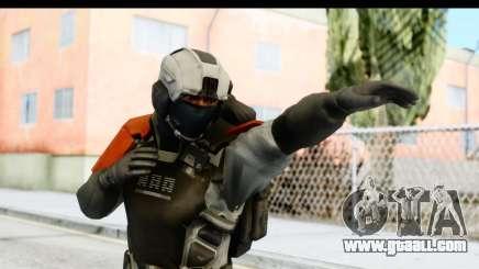 Homefront The Revolution - KPA v3 Original for GTA San Andreas