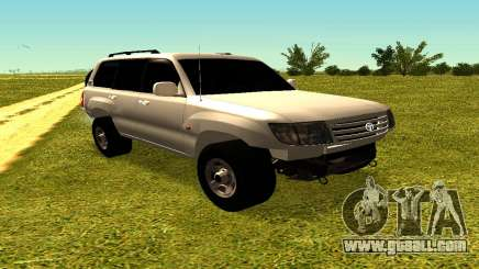 Toyota Land Cruiser 105V for GTA San Andreas