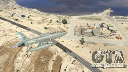 AT-26 Impala Xavante ARG for GTA 5