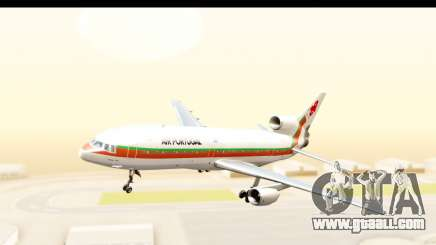 Lockheed L-1011-100 TriStar TAP Portugal for GTA San Andreas