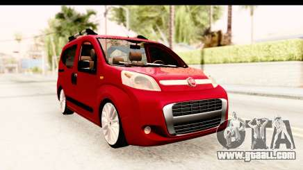 Fiat Fiorino v2 for GTA San Andreas