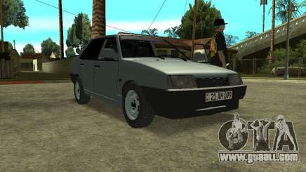 Vaz 21099 ARMNEIAN for GTA San Andreas