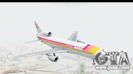 Lockheed L-1011-100 TriStar Iberia for GTA San Andreas